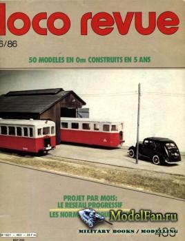 Loco-Revue №483 (June 1986)