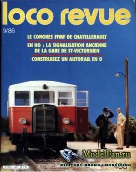Loco-Revue №485 (September 1986)