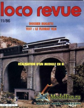 Loco-Revue №487 (November 1986)