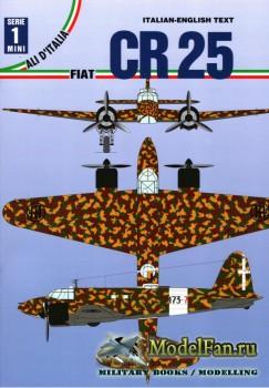 Ali D'Italia Mini 1 - Fiat CR 25
