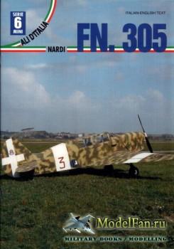 Ali D'Italia Mini 6 - Nardi FN.305
