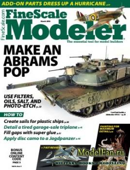 FineScale Modeler Vol.36 №3 (March 2018)