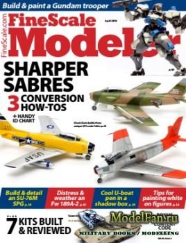 FineScale Modeler Vol.36 №4 (April 2018)