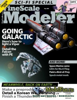 FineScale Modeler Vol.36 №5 (May 2018)