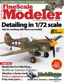 FineScale Modeler Vol.36 №8 (October 2018)