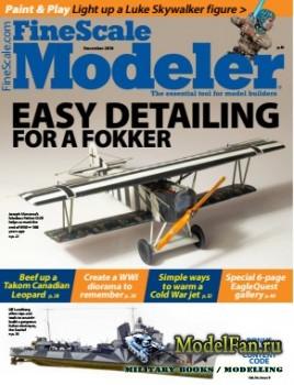 FineScale Modeler Vol.36 №9 (November 2018)