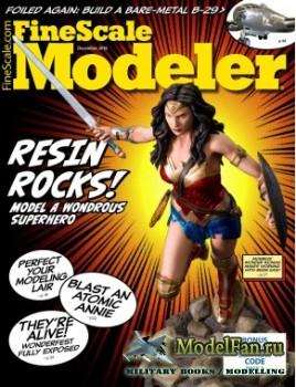 FineScale Modeler Vol.36 №10 (December 2018)