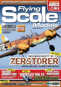 Flying Scale Models №194 (January 2016)
