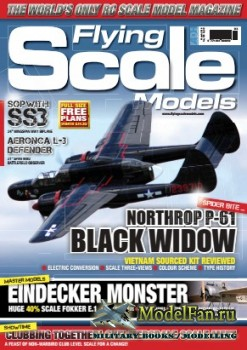 Flying Scale Models №196 (March 2016)