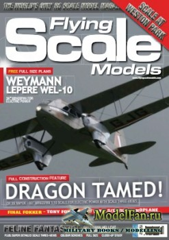 Flying Scale Models №203 (October 2016)