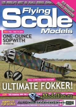 Flying Scale Models №204 (November 2016)