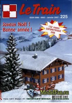 Le Train №225 (January 2007)