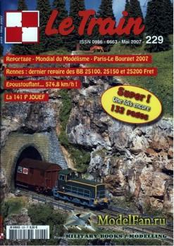 Le Train №229 (May 2007)
