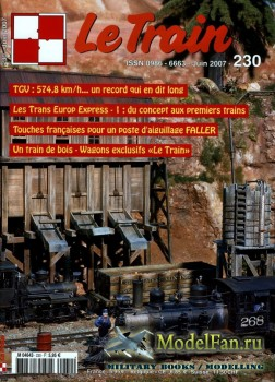 Le Train №230 (June 2007)