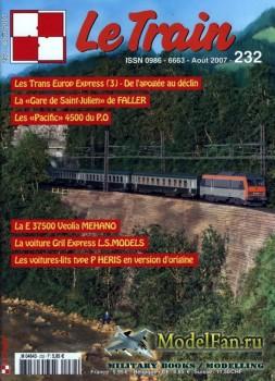 Le Train №232 (August 2007)