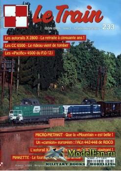 Le Train №233 (September 2007)