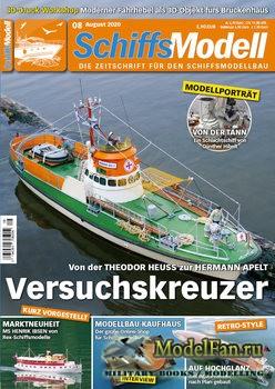 Schiffsmodell 8/2020