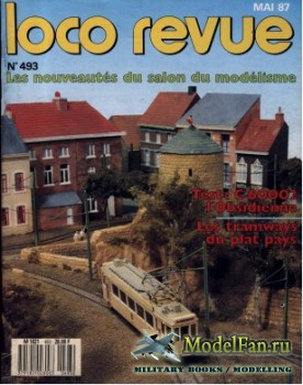 Loco-Revue №493 (May 1987)
