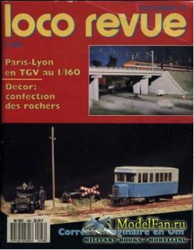 Loco-Revue №498 (November 1987)