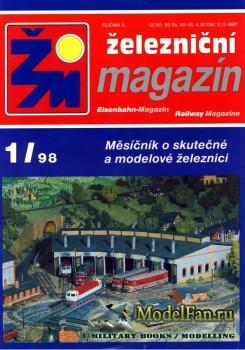 Zeleznicni magazin 1/1998