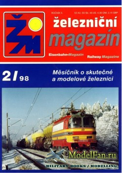 Zeleznicni magazin 2/1998