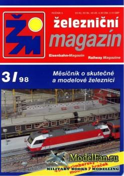 Zeleznicni magazin 3/1998