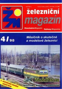 Zeleznicni magazin 4/1998