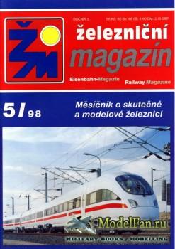 Zeleznicni magazin 5/1998