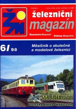 Zeleznicni magazin 6/1998