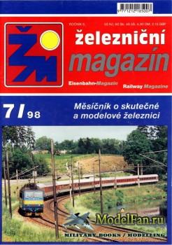 Zeleznicni magazin 7/1998