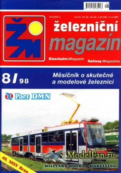 Zeleznicni magazin 8/1998