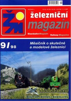 Zeleznicni magazin 9/1998