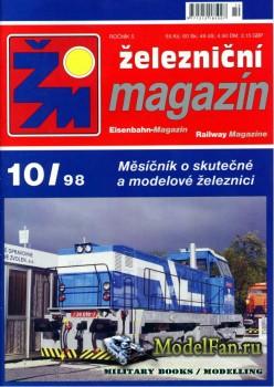 Zeleznicni magazin 10/1998