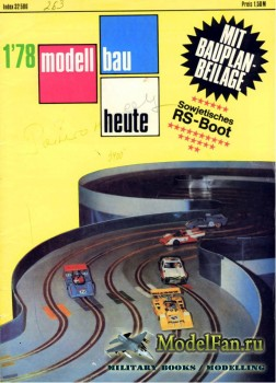 Modell Bau Heute (January 1978)