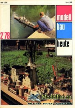 Modell Bau Heute (February 1978)