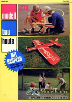 Modell Bau Heute (March 1978)