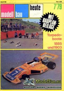 Modell Bau Heute (July 1979)