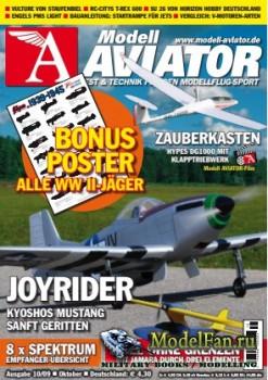 Modell Aviator 10/2009