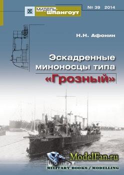 Мидель-Шпангоут №39 - Эскадренные миноносцы типа