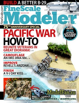 FineScale Modeler Vol.38 №7 (September 2020)
