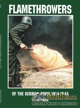 Flamethrowers of the German Army 1914-1945 (Fred Koch)