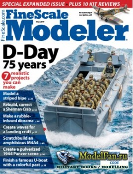FineScale Modeler Vol.37 №5 (May 2019)