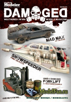 FineScale Modeler Special - Damaged  (Winter 2018)