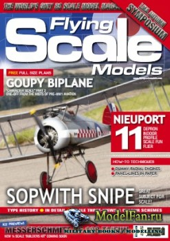 Flying Scale Models №206 (January 2017)