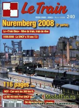 Le Train №240 (April 2008)