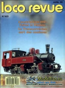 Loco-Revue №503 (April 1988)