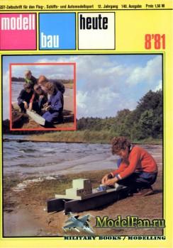 Modell Bau Heute (August 1981)