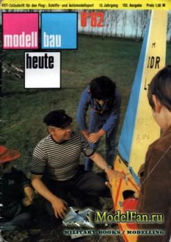 Modell Bau Heute (August 1982)