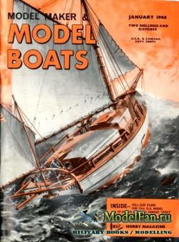 Model Boats (January 1966)