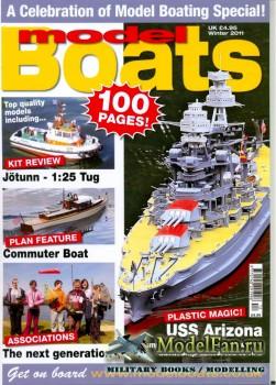 Model Boats (December 2011)
